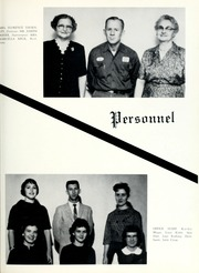 Page 17, 1961 Edition, McKendree University - McKendrean Yearbook (Lebanon, IL) online yearbook collection