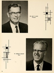 Page 14, 1962 Edition, McKendree University - McKendrean Yearbook (Lebanon, IL) online yearbook collection