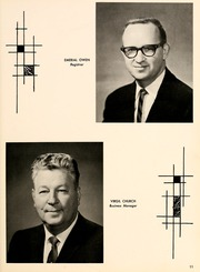 Page 15, 1962 Edition, McKendree University - McKendrean Yearbook (Lebanon, IL) online yearbook collection