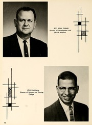 Page 16, 1962 Edition, McKendree University - McKendrean Yearbook (Lebanon, IL) online yearbook collection