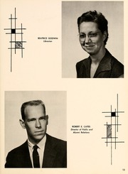 Page 17, 1962 Edition, McKendree University - McKendrean Yearbook (Lebanon, IL) online yearbook collection