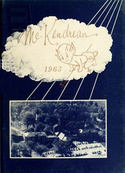 Page 1, 1963 Edition, McKendree University - McKendrean Yearbook (Lebanon, IL) online yearbook collection