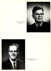 Page 12, 1963 Edition, McKendree University - McKendrean Yearbook (Lebanon, IL) online yearbook collection