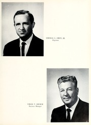 Page 13, 1963 Edition, McKendree University - McKendrean Yearbook (Lebanon, IL) online yearbook collection