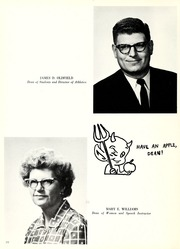 Page 14, 1963 Edition, McKendree University - McKendrean Yearbook (Lebanon, IL) online yearbook collection