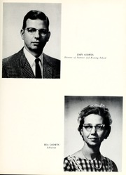 Page 15, 1963 Edition, McKendree University - McKendrean Yearbook (Lebanon, IL) online yearbook collection