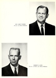 Page 16, 1963 Edition, McKendree University - McKendrean Yearbook (Lebanon, IL) online yearbook collection