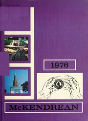 Page 1, 1976 Edition, McKendree University - McKendrean Yearbook (Lebanon, IL) online yearbook collection