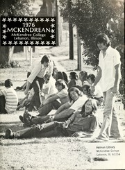 Page 5, 1976 Edition, McKendree University - McKendrean Yearbook (Lebanon, IL) online yearbook collection