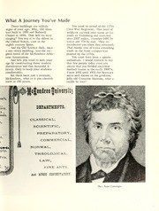 Page 11, 1977 Edition, McKendree University - McKendrean Yearbook (Lebanon, IL) online yearbook collection