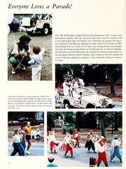 Page 14, 1986 Edition, McKendree University - McKendrean Yearbook (Lebanon, IL) online yearbook collection