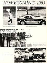 Page 16, 1986 Edition, McKendree University - McKendrean Yearbook (Lebanon, IL) online yearbook collection