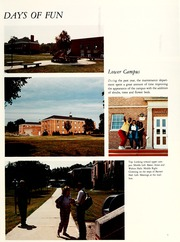 Page 7, 1986 Edition, McKendree University - McKendrean Yearbook (Lebanon, IL) online yearbook collection