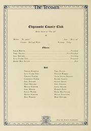 Page 178, 1924 Edition, East Carolina University - Buccaneer Tecoan Yearbook (Greenville, NC) online yearbook collection