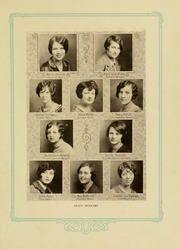 Page 15, 1927 Edition, East Carolina University - Buccaneer Tecoan Yearbook (Greenville, NC) online yearbook collection