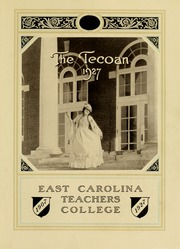Page 9, 1927 Edition, East Carolina University - Buccaneer Tecoan Yearbook (Greenville, NC) online yearbook collection