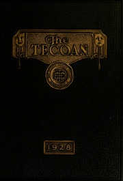 Page 1, 1928 Edition, East Carolina University - Buccaneer Tecoan Yearbook (Greenville, NC) online yearbook collection