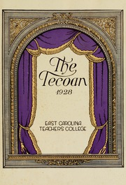 Page 7, 1928 Edition, East Carolina University - Buccaneer Tecoan Yearbook (Greenville, NC) online yearbook collection