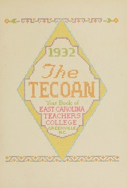 Page 9, 1932 Edition, East Carolina University - Buccaneer Tecoan Yearbook (Greenville, NC) online yearbook collection
