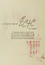 Page 10, 1947 Edition, East Carolina University - Buccaneer Tecoan Yearbook (Greenville, NC) online yearbook collection