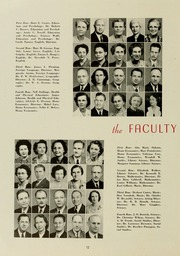 Page 16, 1947 Edition, East Carolina University - Buccaneer Tecoan Yearbook (Greenville, NC) online yearbook collection