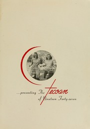 Page 5, 1947 Edition, East Carolina University - Buccaneer Tecoan Yearbook (Greenville, NC) online yearbook collection
