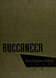 Page 1, 1956 Edition, East Carolina University - Buccaneer Tecoan Yearbook (Greenville, NC) online yearbook collection