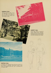 Page 11, 1956 Edition, East Carolina University - Buccaneer Tecoan Yearbook (Greenville, NC) online yearbook collection