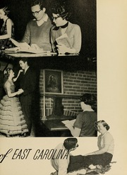 Page 13, 1956 Edition, East Carolina University - Buccaneer Tecoan Yearbook (Greenville, NC) online yearbook collection