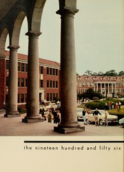 Page 6, 1956 Edition, East Carolina University - Buccaneer Tecoan Yearbook (Greenville, NC) online yearbook collection