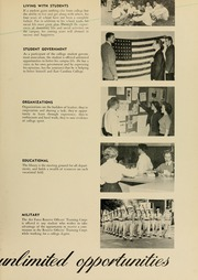 Page 9, 1956 Edition, East Carolina University - Buccaneer Tecoan Yearbook (Greenville, NC) online yearbook collection