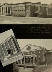 Page 17, 1957 Edition, East Carolina University - Buccaneer Tecoan Yearbook (Greenville, NC) online yearbook collection