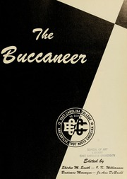 Page 5, 1957 Edition, East Carolina University - Buccaneer Tecoan Yearbook (Greenville, NC) online yearbook collection