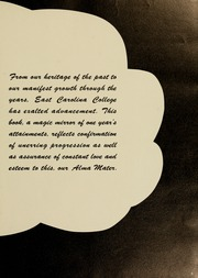 Page 7, 1957 Edition, East Carolina University - Buccaneer Tecoan Yearbook (Greenville, NC) online yearbook collection