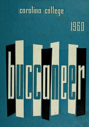 1960 Edition, East Carolina University - Buccaneer / Tecoan Yearbook (Greenville, NC)