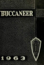1963 Edition, East Carolina University - Buccaneer / Tecoan Yearbook (Greenville, NC)