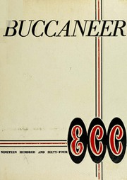 1964 Edition, East Carolina University - Buccaneer / Tecoan Yearbook (Greenville, NC)