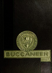 1967 Edition, East Carolina University - Buccaneer / Tecoan Yearbook (Greenville, NC)