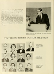 Page 172, 1967 Edition, East Carolina University - Buccaneer Tecoan Yearbook (Greenville, NC) online yearbook collection