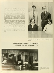 Page 376, 1967 Edition, East Carolina University - Buccaneer Tecoan Yearbook (Greenville, NC) online yearbook collection
