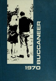 East Carolina University - Buccaneer Tecoan Yearbook (Greenville, NC) online yearbook collection, 1970 Edition, Page 1