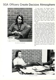 Page 198, 1973 Edition, East Carolina University - Buccaneer Tecoan Yearbook (Greenville, NC) online yearbook collection