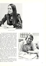 Page 199, 1973 Edition, East Carolina University - Buccaneer Tecoan Yearbook (Greenville, NC) online yearbook collection
