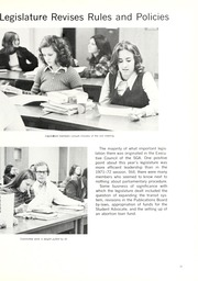 Page 201, 1973 Edition, East Carolina University - Buccaneer Tecoan Yearbook (Greenville, NC) online yearbook collection