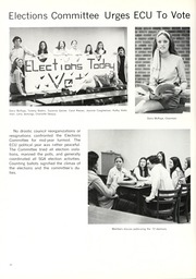 Page 202, 1973 Edition, East Carolina University - Buccaneer Tecoan Yearbook (Greenville, NC) online yearbook collection