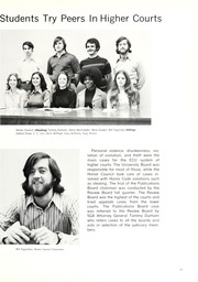 Page 205, 1973 Edition, East Carolina University - Buccaneer Tecoan Yearbook (Greenville, NC) online yearbook collection