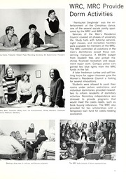 Page 207, 1973 Edition, East Carolina University - Buccaneer Tecoan Yearbook (Greenville, NC) online yearbook collection
