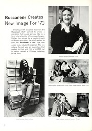 Page 208, 1973 Edition, East Carolina University - Buccaneer Tecoan Yearbook (Greenville, NC) online yearbook collection