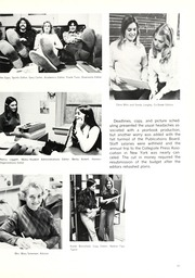 Page 209, 1973 Edition, East Carolina University - Buccaneer Tecoan Yearbook (Greenville, NC) online yearbook collection