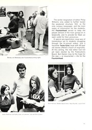 Page 211, 1973 Edition, East Carolina University - Buccaneer Tecoan Yearbook (Greenville, NC) online yearbook collection